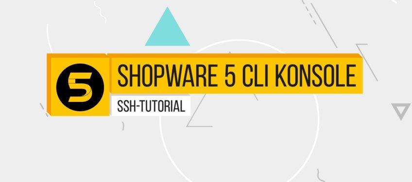 [SSH-TUTORIAL] Shopware 5 CLI Konsole – Teil 1 Vorbereitung