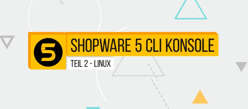 [SSH-TUTORIAL] Shopware 5 CLI Konsole – Teil 2 Die CLI Tools