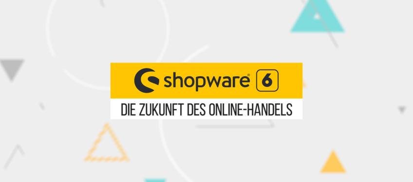 Shopware 6 – Die Zukunft des Online-Handels